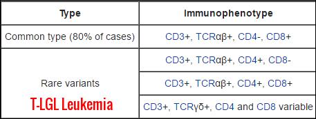 LGL Leukemia